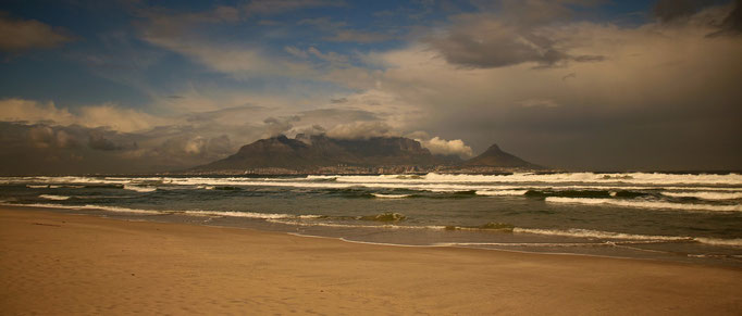 Blouberg Beach - Cape Town - by Ralf Mayer