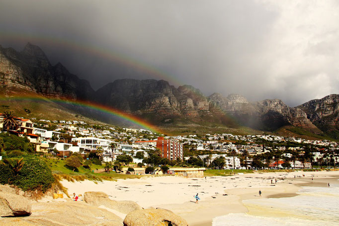 Camps Bay - Cape Town - by Ralf Mayer