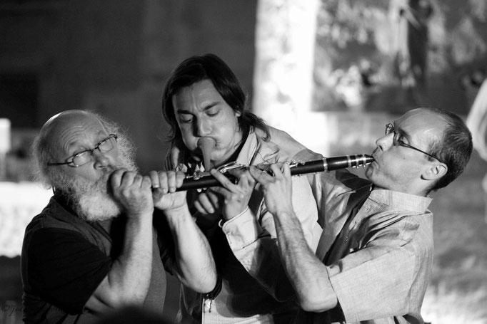 Trio déjanté ( DiDonato Jacques)