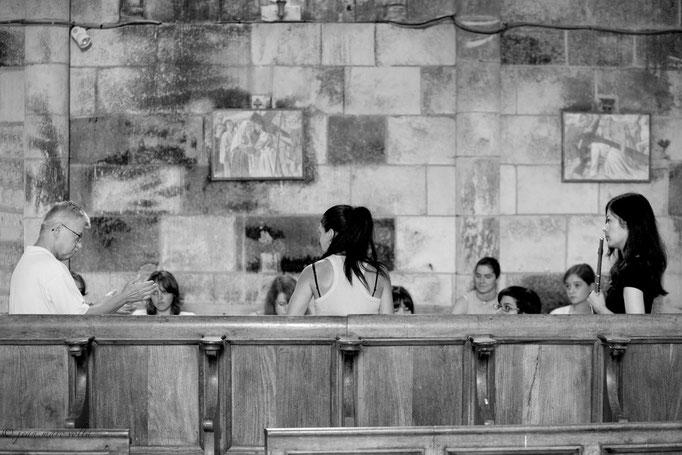 musiciens de chapelle(Gargilesse)