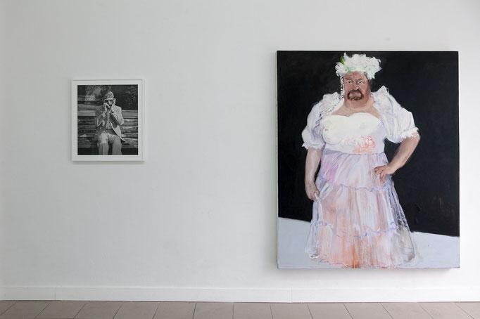 v.l.n.r.: Andreas Trogisch · Kurt Wanski | Nikola Irmer · Wedding Dress