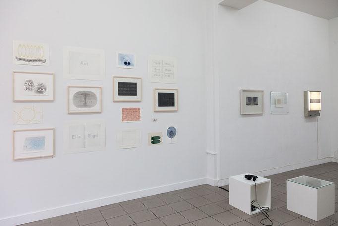 Vitalzeichen · Ausstellungsansicht
