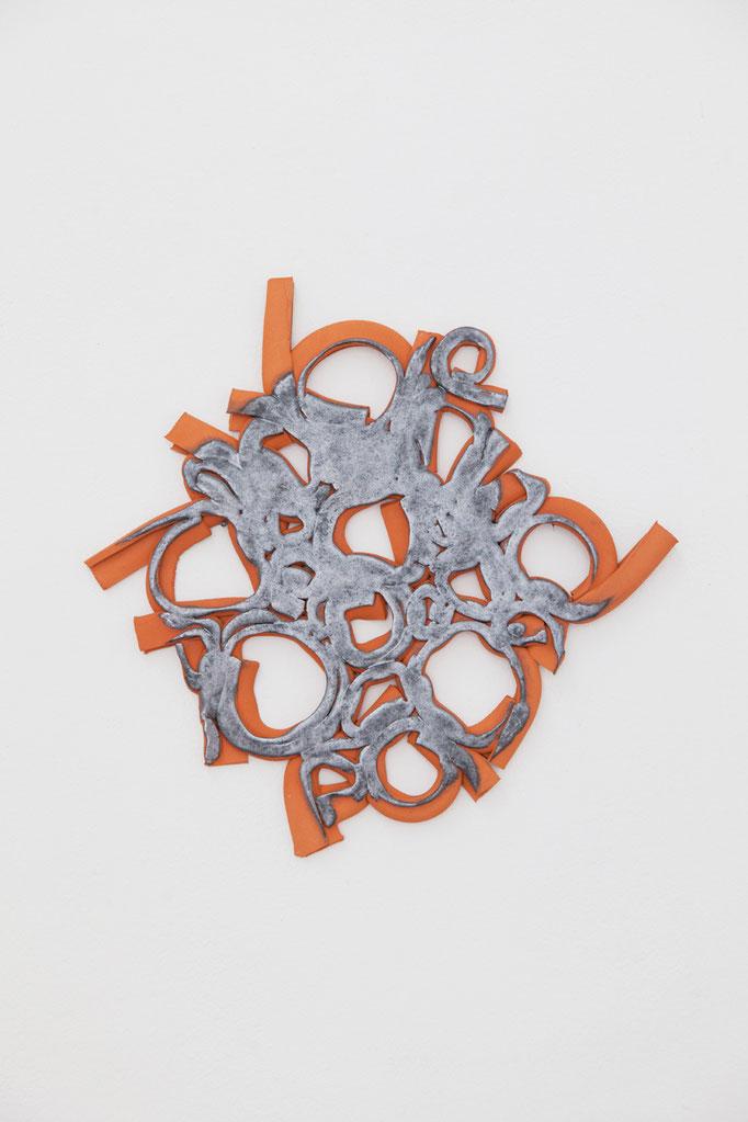 Gabriele Künne · Härtetest, Keramik glasiert, 2017