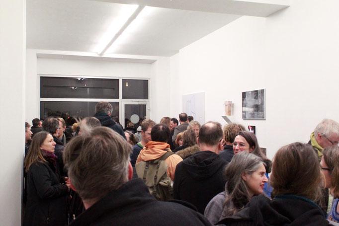 """""""um die Häuser ziehen"""" · Ausstellungseröffnung"""