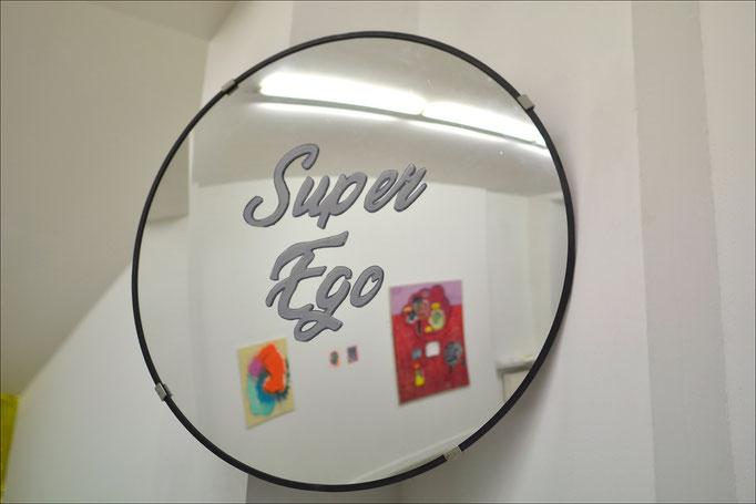 "Thilo Droste ""Super Ego"" 2019"