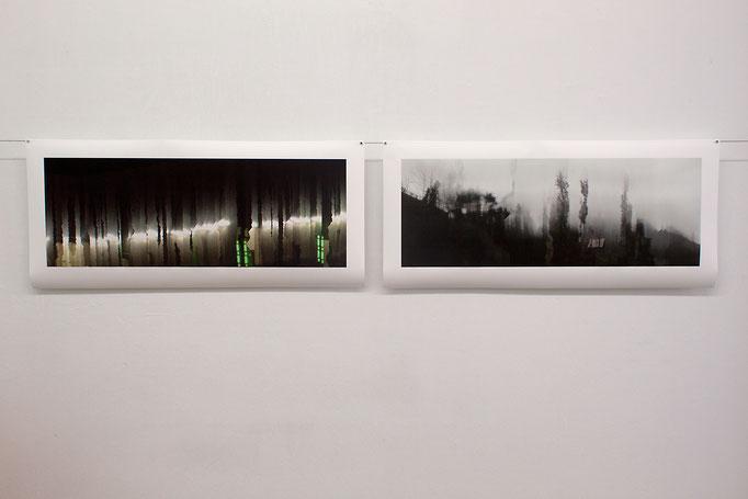 """Susanne Schär & Peter Spillmann · aus der Serie """"Scanning Landscape"""" 2018/19"""