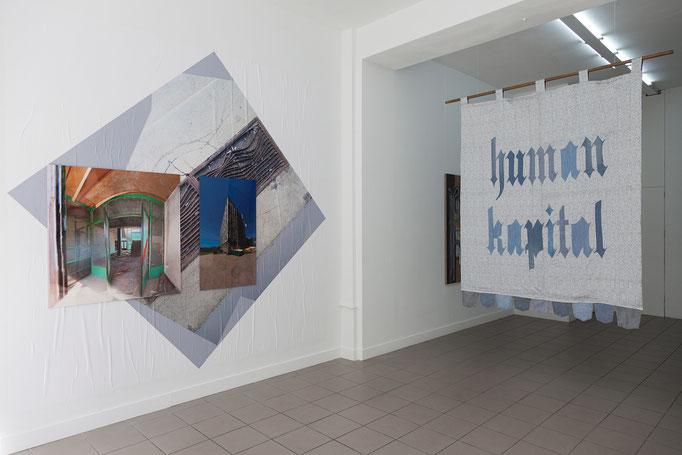 Juliane Duda neue welle, Salamitaktik, Wohnheimsonate | Katrin Hoffert · Human Kapital