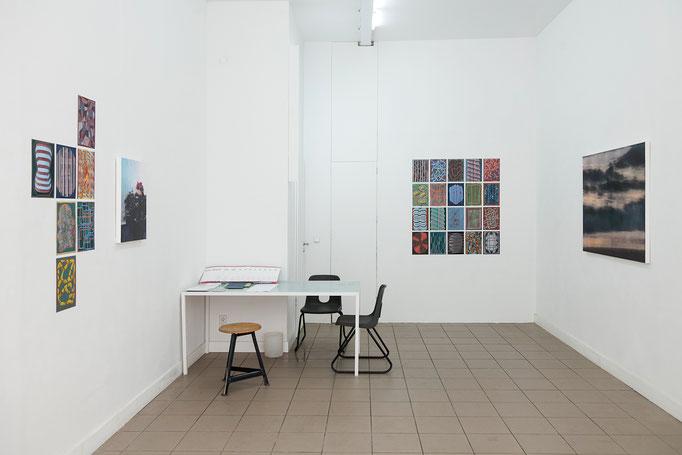 Jeder mit Jedem | Thomas Brüggemann und Hans-Martin Asch exhibition view
