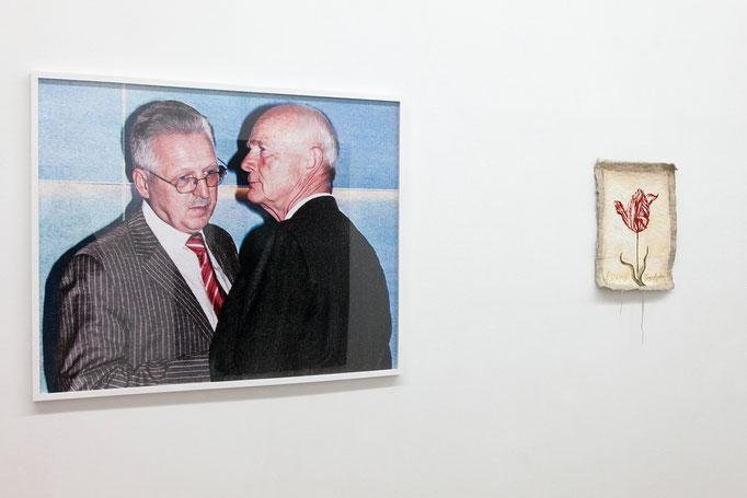 Michael Schäfer · Krieg, digitaler C- print, 2009 | Chris Dreier ·Tulip Mania I, 2015