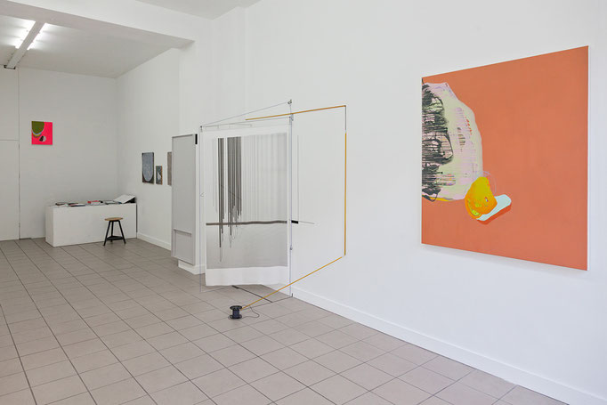 Odradek · Ausstellungsansicht