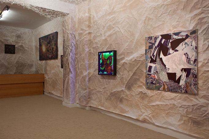 Parallex · Ausstellungsansicht