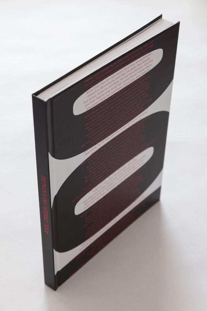 """""""100"""" Katalogdummy - Der Katalog mit 210 Seiten kann unter info@axelobiger.com für 22 euro bestellt werden"""