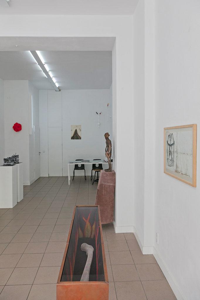 """gutes Geleit"", v.l.n.r. : Jehoshua Rozenman, Daniela Hoferer, Maria Schoof, Daniela Hoferer, Gloria Zein, Susanne Ring"