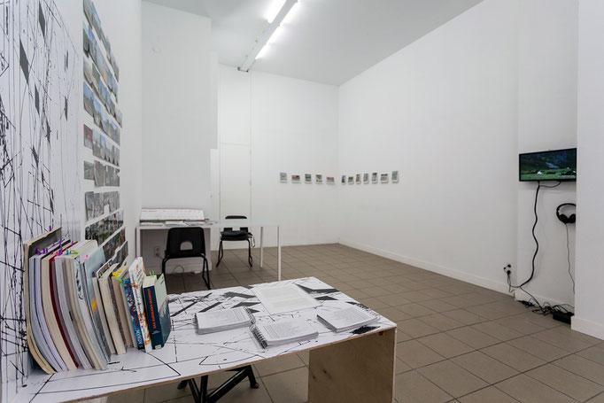"v.l.n.r. : Harald Etzemüller · ""Territórium"", Sabine Zimmermann · ""Les Femmes de la Revolution"", Marcelo Coutinho · '0'"