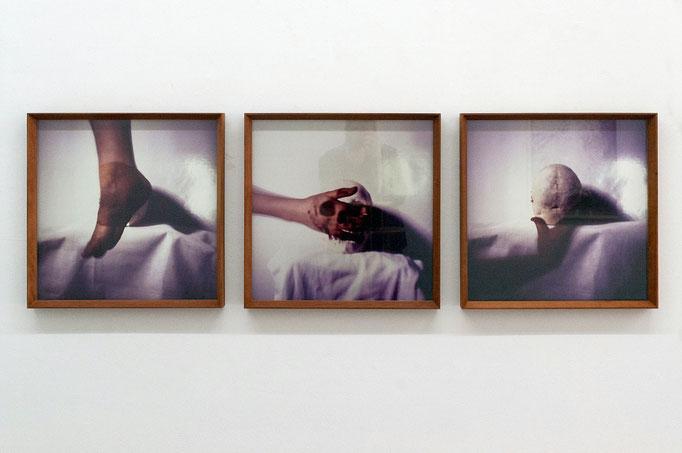 """Heike Hamann · """"ohne Titel"""", 2016"""