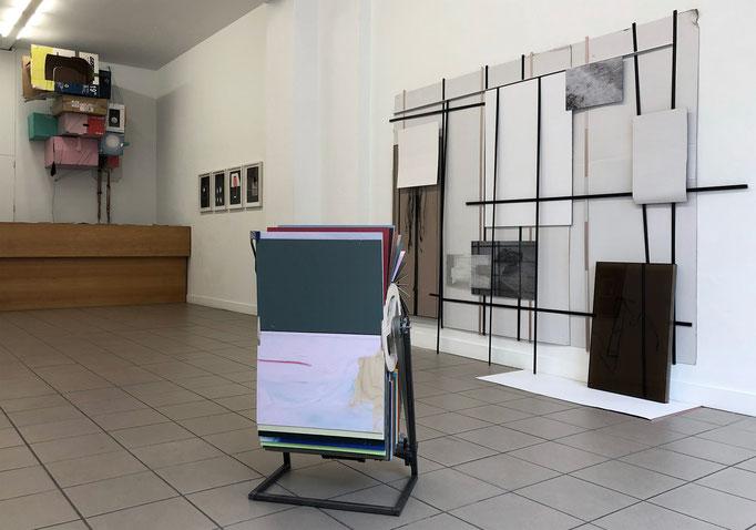 FRAME / ing  · Ausstellungsansicht