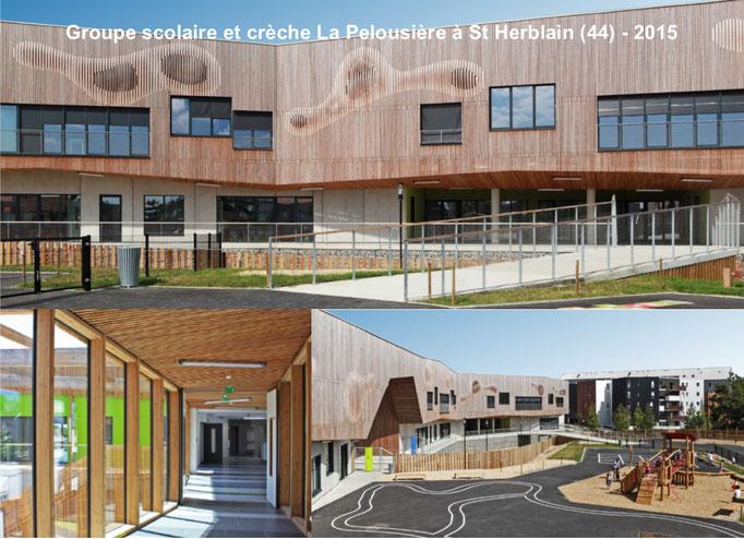 VILLE DE ST HERBLAIN - L'ATELIER DE LA MAISON ROUGE ARCHITECTES