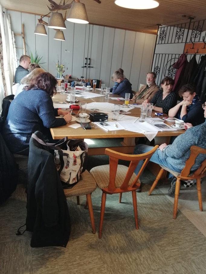 ein Workshop der besonderen Art