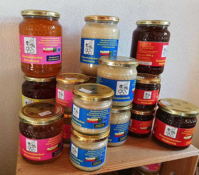 Honig aus der Scharten