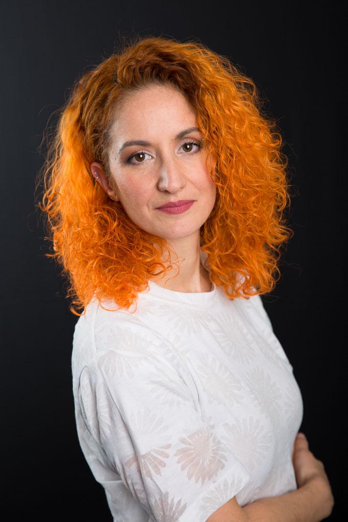 Nadia T. - Makeupartistin