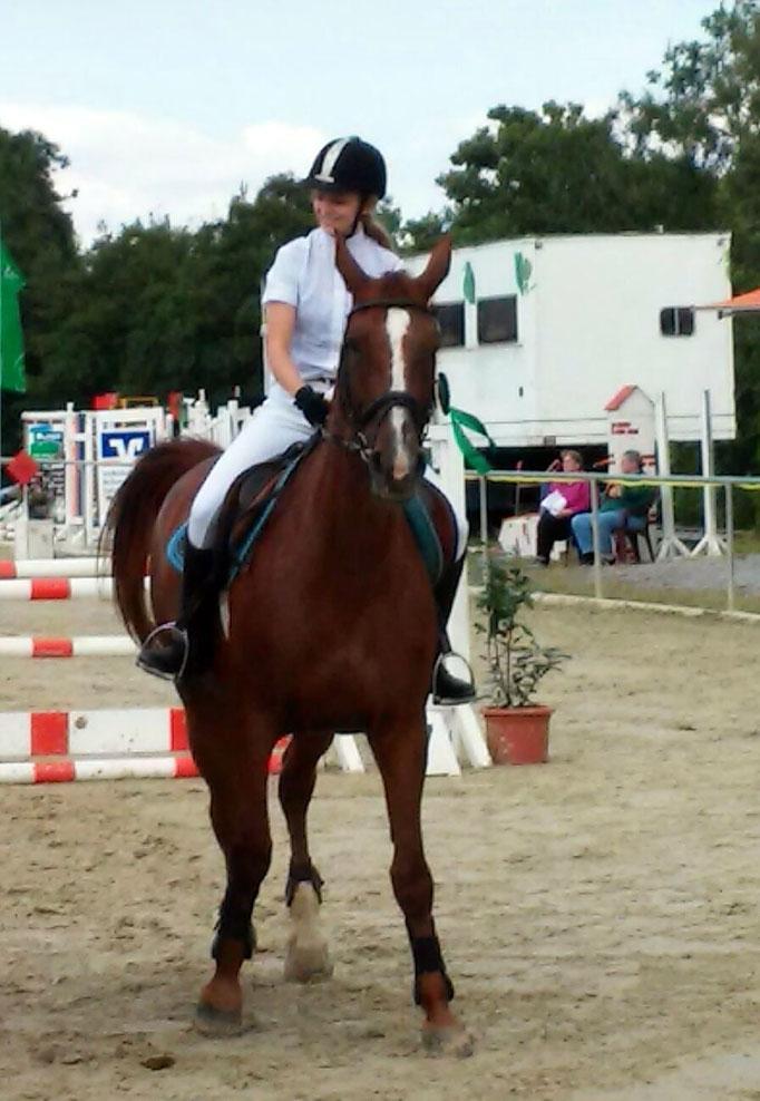 Taline und Anna Carina