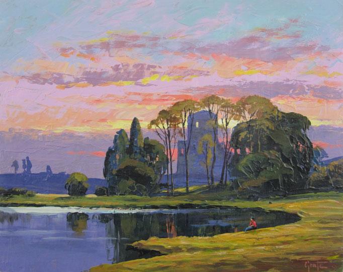 Erich Graf - Modern Landscape 2