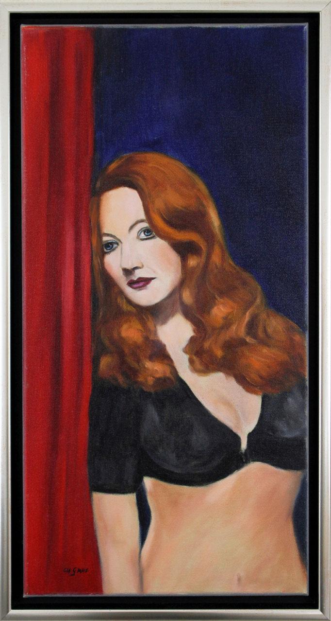 Christine Graf - The lady behind the scene