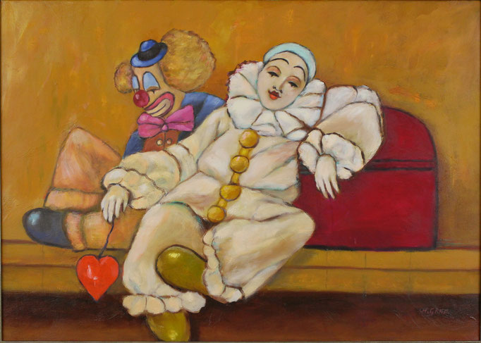 Christine Graf - Clowns