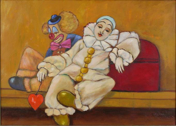 Christine Graf - Clowns
