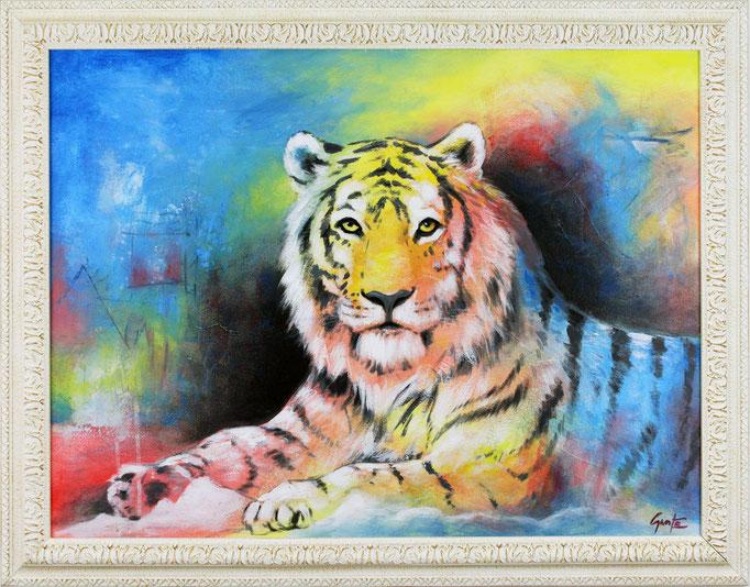 Erich Graf - Neon Tiger