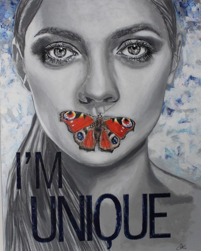 Michellle Gliefe - I Am Unique