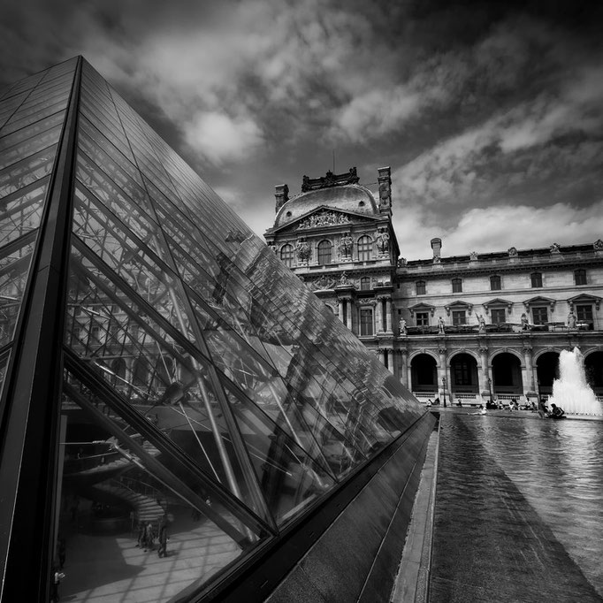 Louvre, Paris 2010