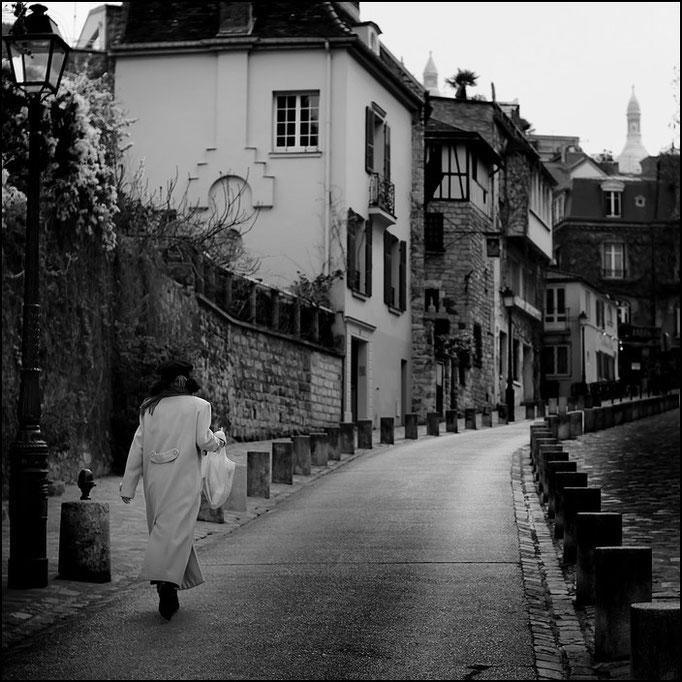 montmartre. Paris 2010