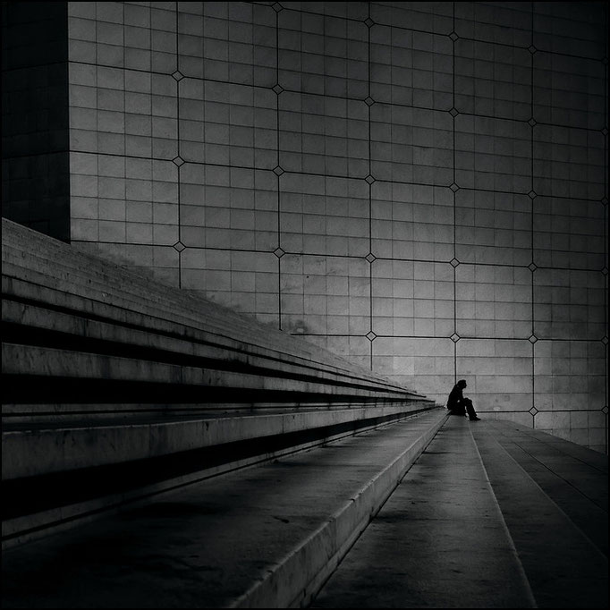 s'asseoir et attendre, Paris 2010