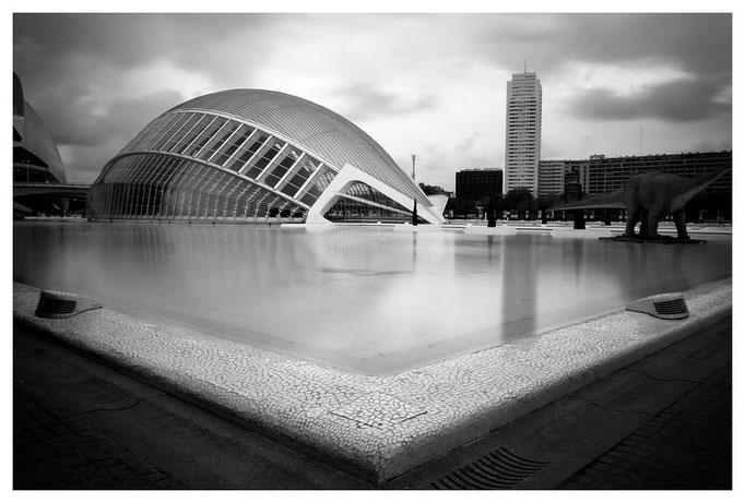 Ciudad de las Artes y las Ciencias #03, Valencia 2011