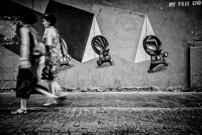 My free end, Carmen. Valencia. Spain 2012