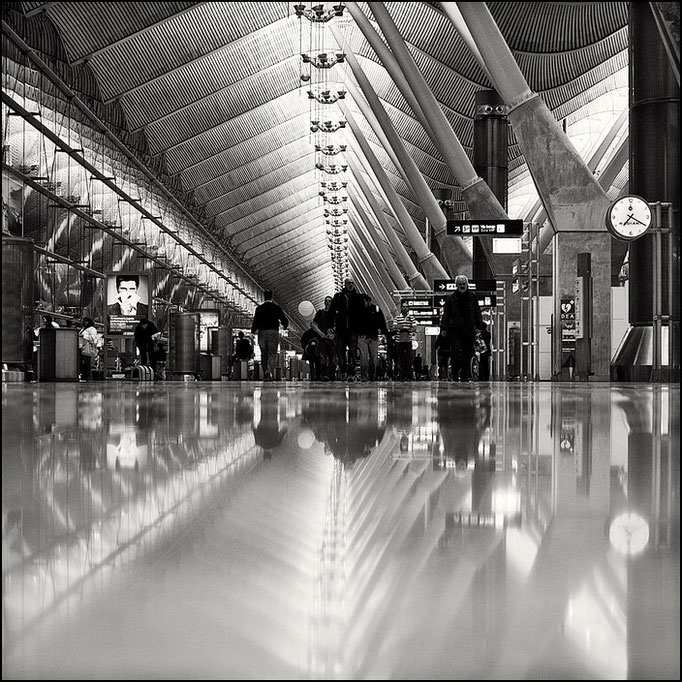 aeropuerto 19:20, Madrid 2009