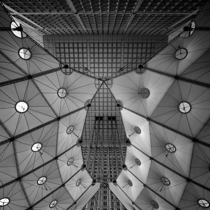 Grand  Arche, Paris 2010