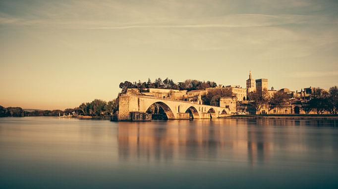 Pont Saint-Bénézet #02, Avignon, Provence-Alpes-Côte d'Azur. France 2015