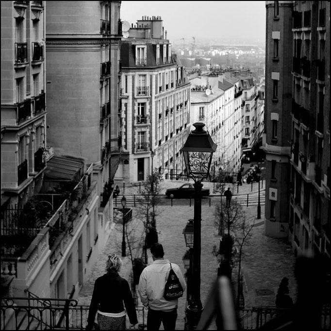 Le jour de Montmartre. 2010