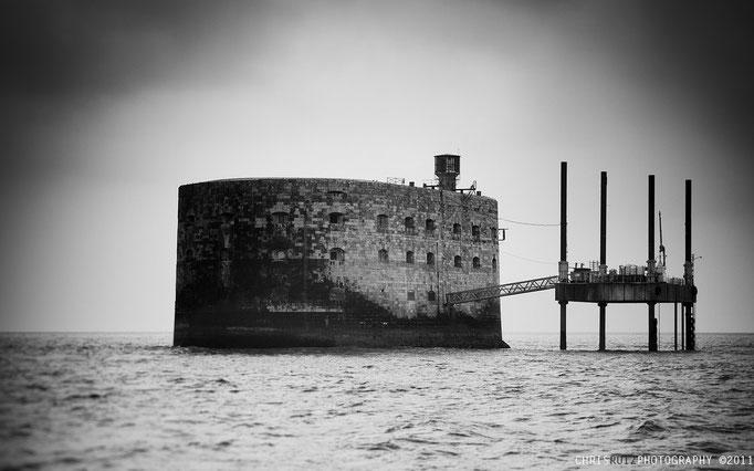Fort Boyard #02, Charente-Maritime. France 2011