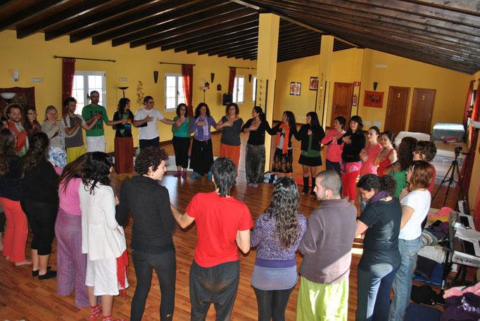 Jornadas de Acuario, abril 2012