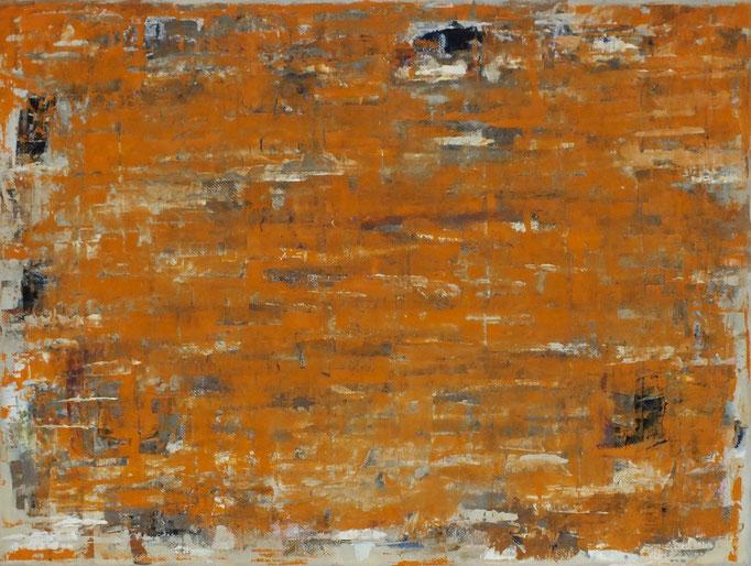 S III, 2018 Öl/ Leinwand   30 x 40cm