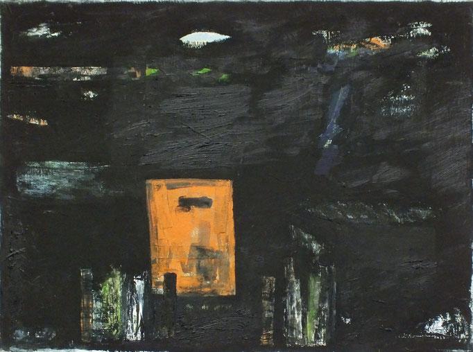 Ohne Titel, 2012 Öl/ Leinwand   30 x 40cm