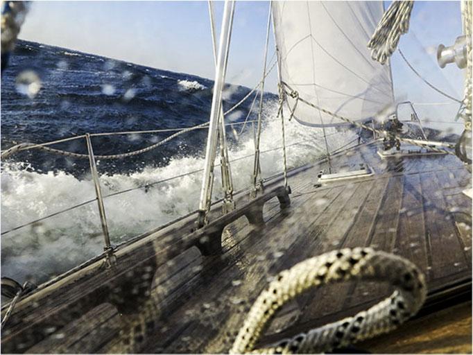 """2014 August, """"Hart am Wind""""©Wolfhard Müller"""
