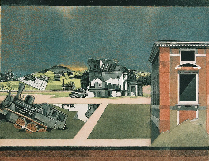 Das Ende des Anhalter Bahnhofs (1970)