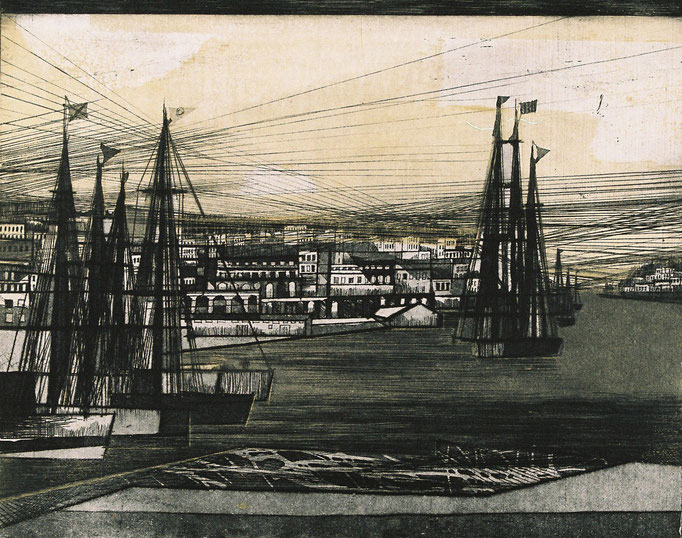 Mittelmeerhafen (1964)