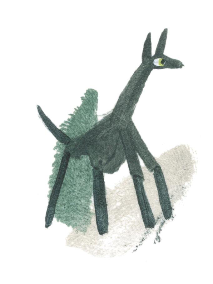 Giraffe Amrei Fiedler 2016