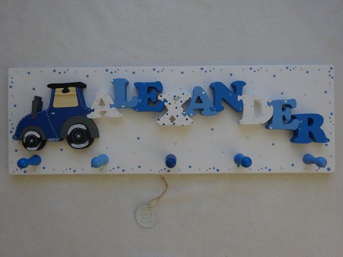 Traktor - NAME