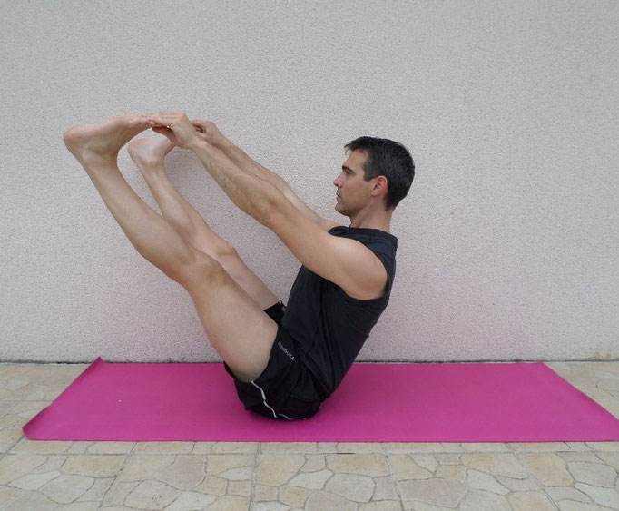 C.Pescher Pilates St Avertin Open Leg Rocker